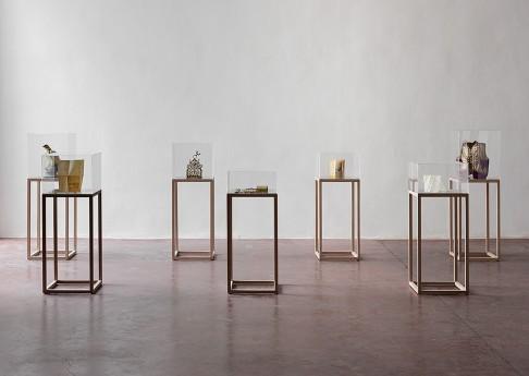 Pendant Letters, 2014, Exhibition view