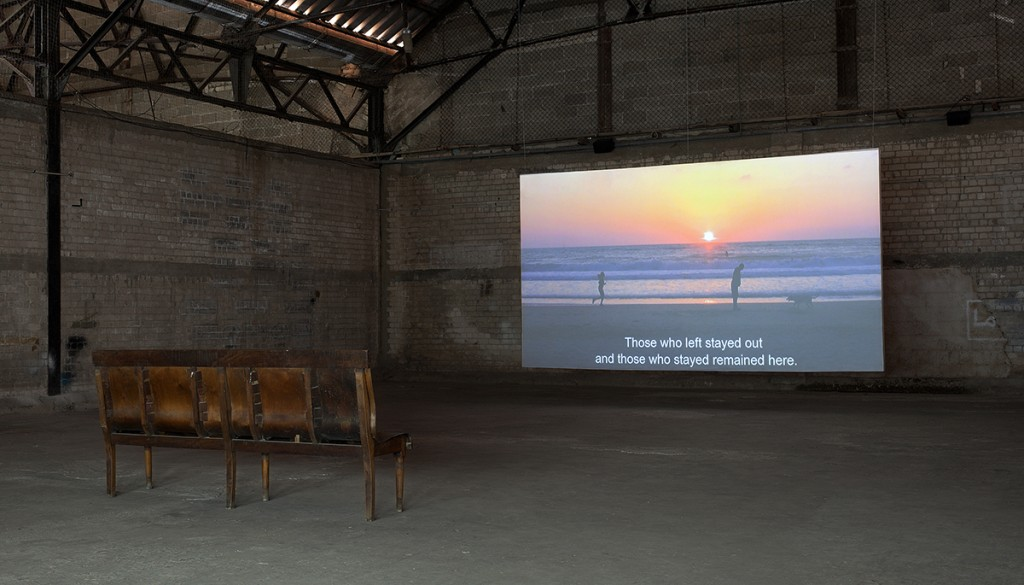 Dor Guez, Sabir, 2011, Exhibition View