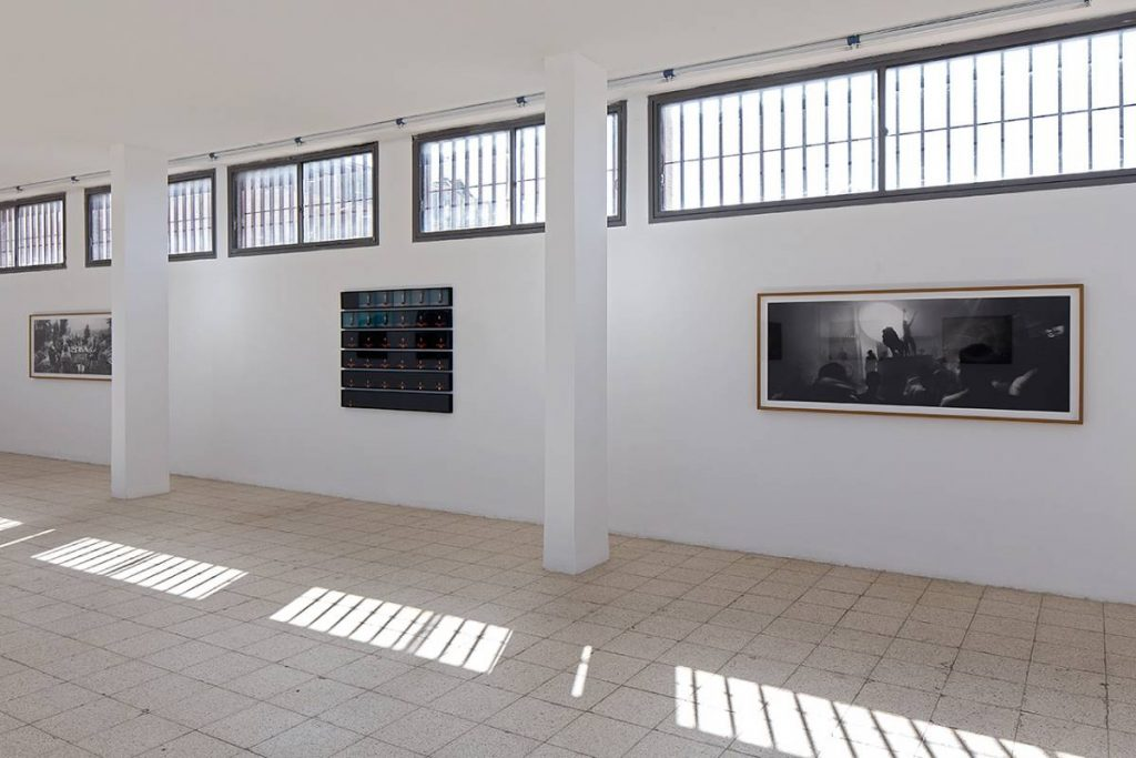 Eclipse, 2014, exhibition view