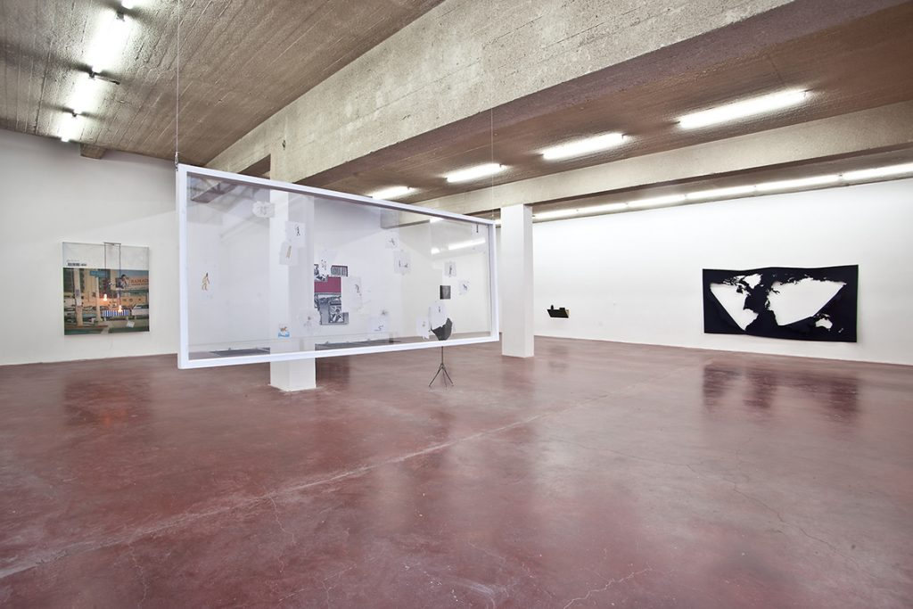 Fantome, 2014, Exhibition view