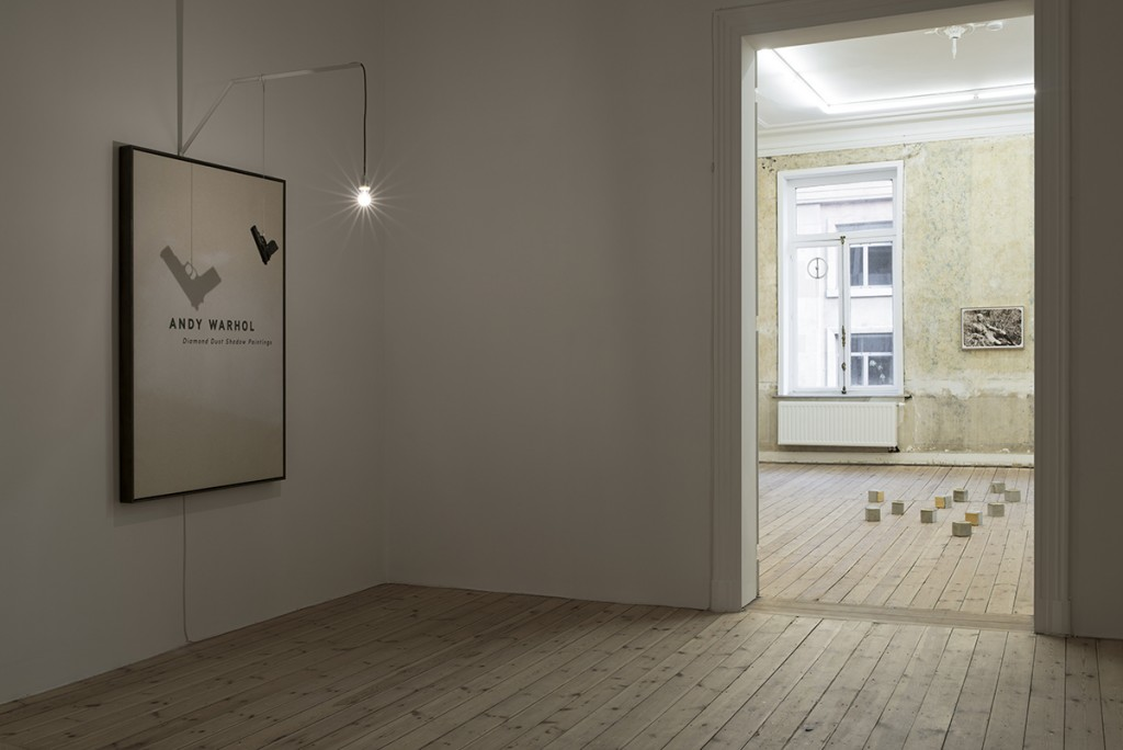 Light Falling, 2016, Exhibition View