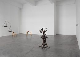 'Bait', 2013, exhibition view, Dvir Gallery, Tel Aviv