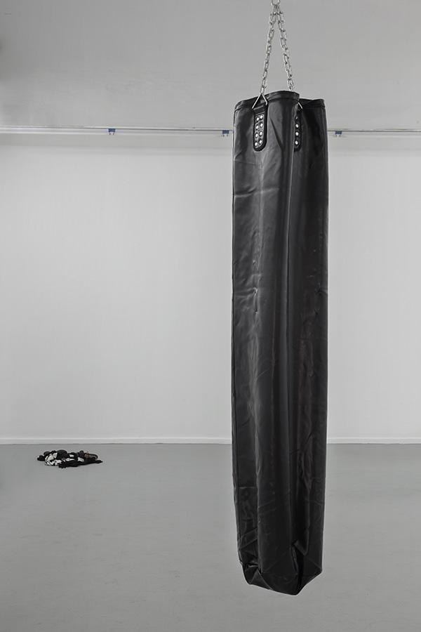 Bait, 2013, Exhibition View, Nahum