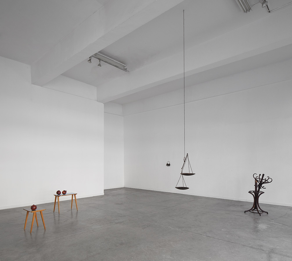 Bait, 2013, Exhibition View, Nitzana