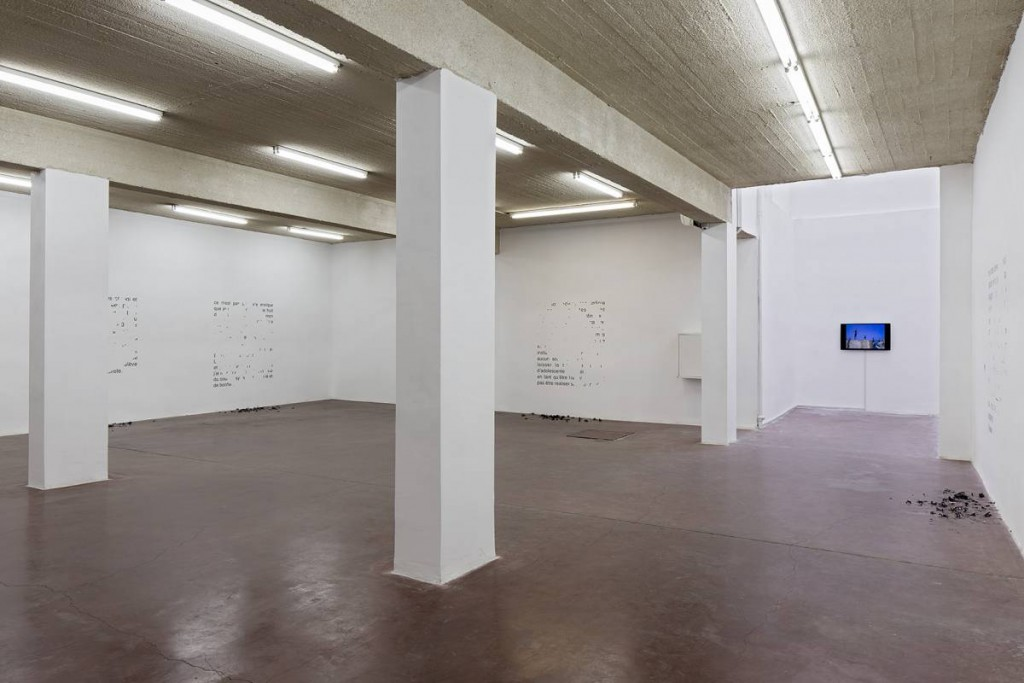 Hadash, 2014, Exhibition view