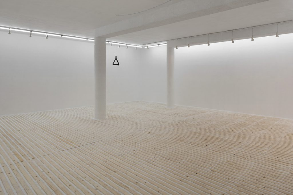 PREPASTPOSTCONTINUOUS, 2012, Exhibition view