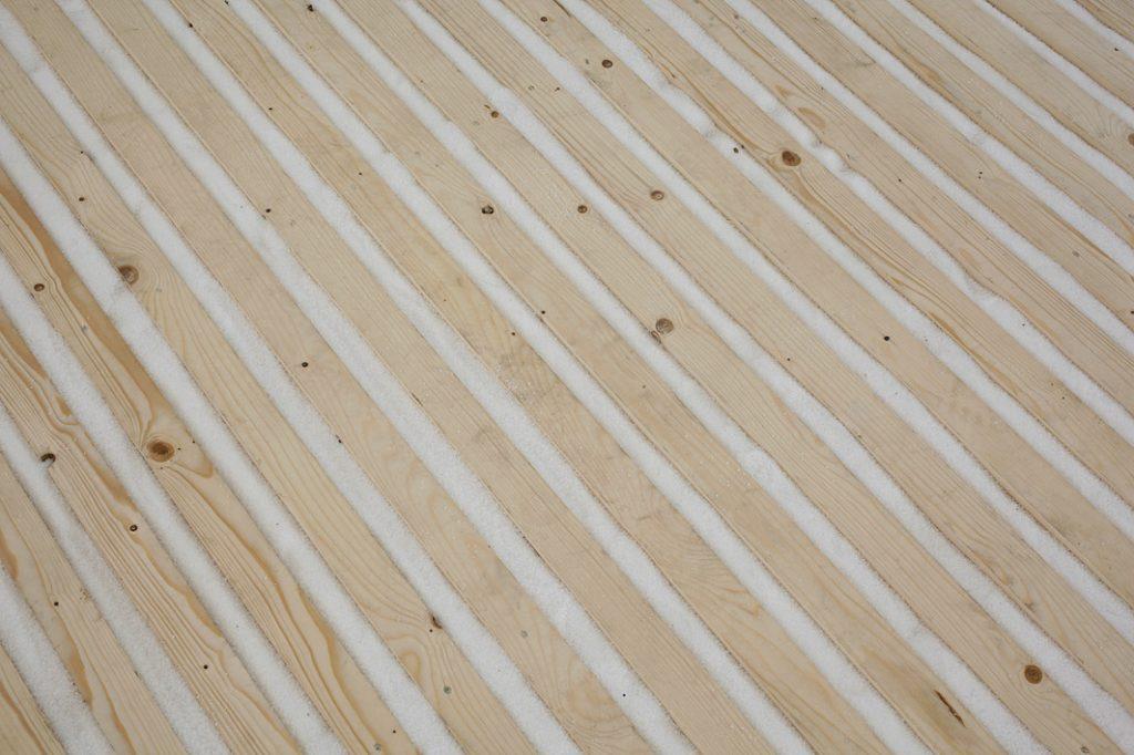 Miroslaw Balka, '4x990x1060', 2012, wood, salt