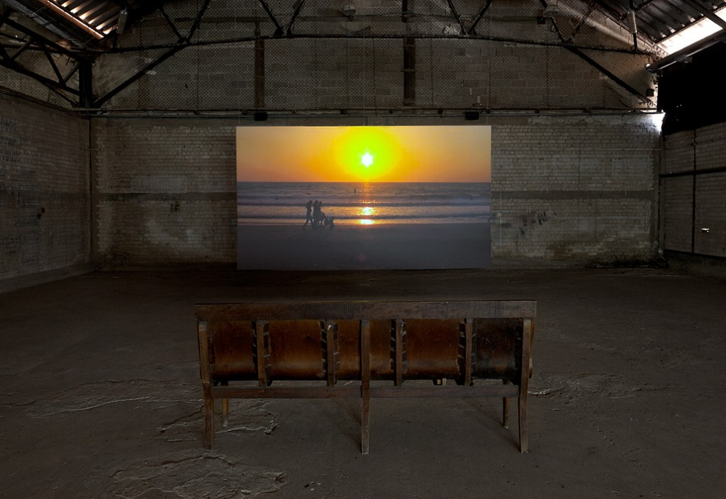 Dor Guez, Sabir, 2011, video still, color, sound, 19:21 min, edition of 6
