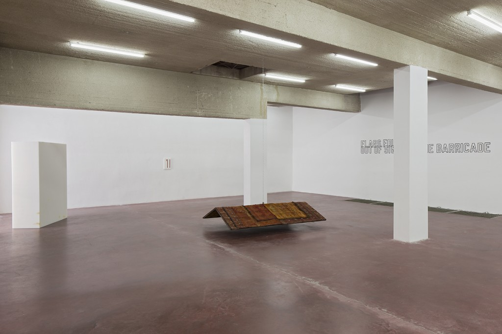 Shibboleth, 2015, Exhibition view