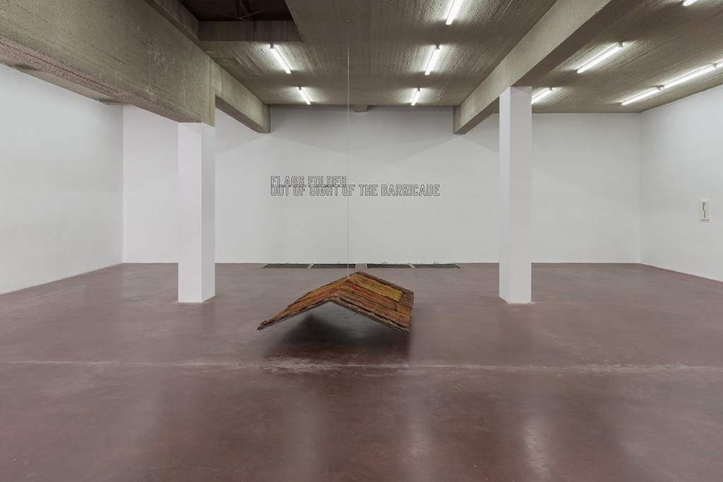 Shibboleth, 2015, Exhibition view, Dvir Gallery, Tel Aviv