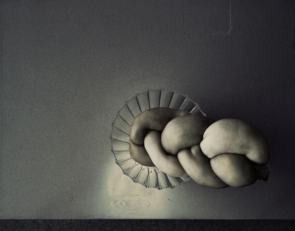 "Anna Shteynshleyger, ""Nylon Challah"", 2004-2009, 61 x 47.5 cm, pigment print"