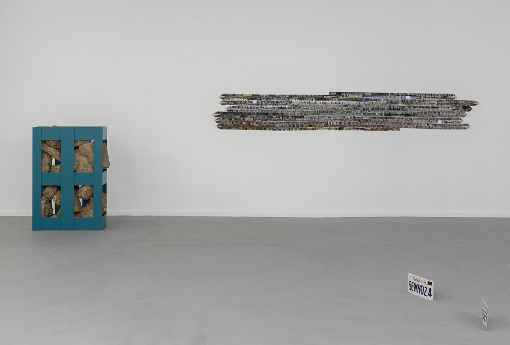 Together, 2013, exhibition view