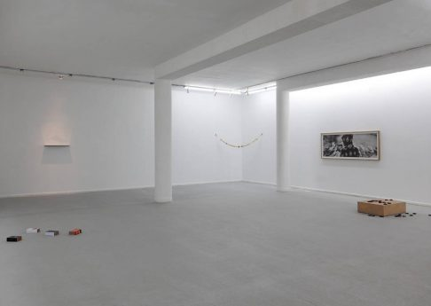 An Hour of Light, 2012, Exhibition view