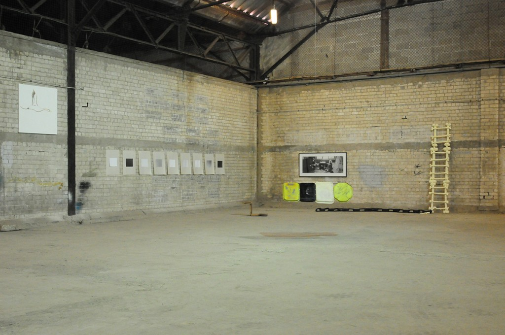 Di Goldene Keyt, 2010, exhibition view
