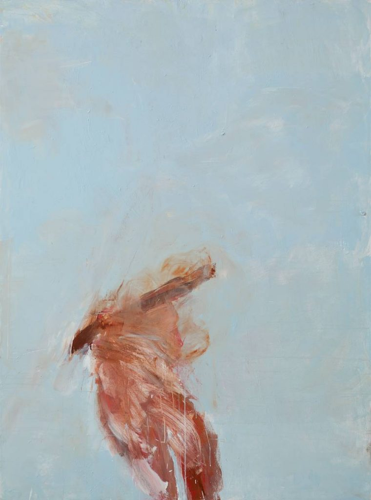 Yudith Levin, 2011, acrylic on canvas, 200x150 cm