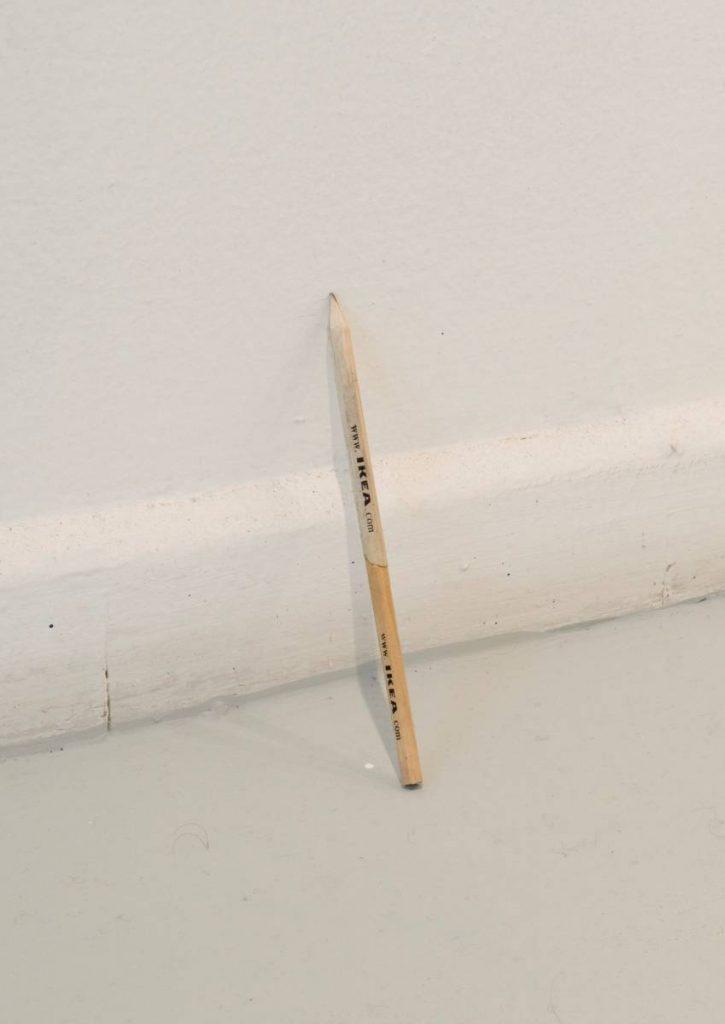 Ariel Schlesinger, Extended Ikea Pencil, 2007