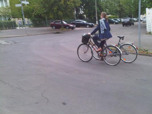 Jonathan Monk & Ariel Schlesinger, 2010, Ghost Rider