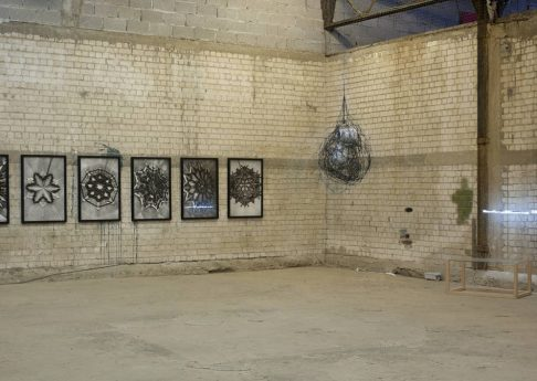 2666, 2011, Exhibition view