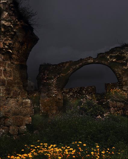 Dor Guez, Lydd Ruins 5, 2009, c-print, 80x100cm, Ed of 5, 120x150cm, Ed of 3