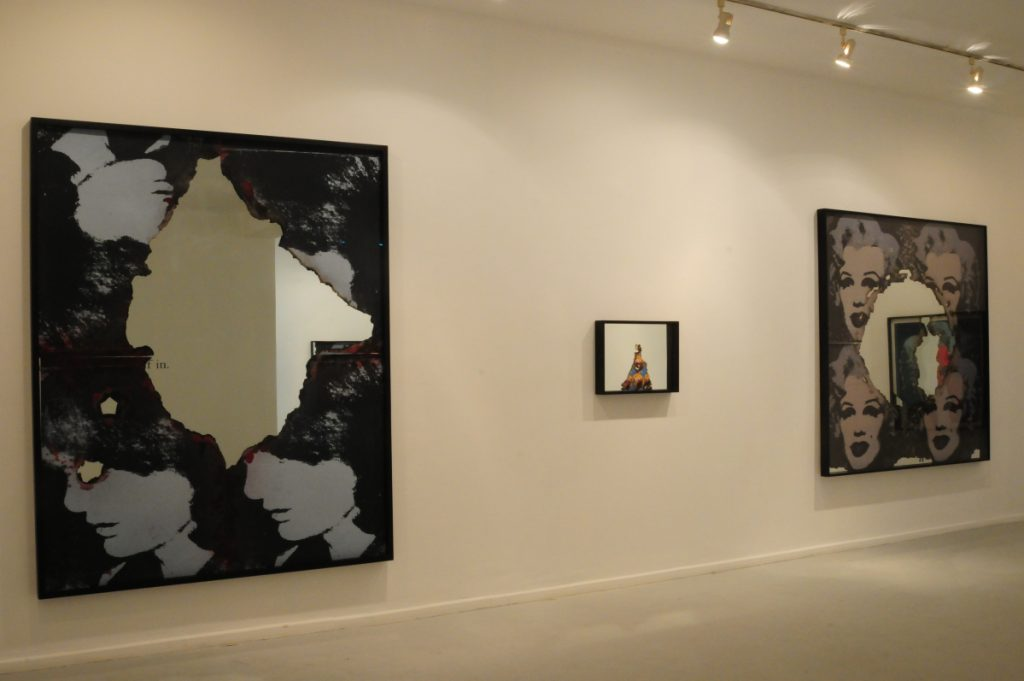 Solo show, 2009, Exhibition view