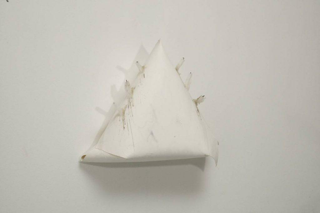 Eli Petel, PASTELIKO, 2008, paper, wax