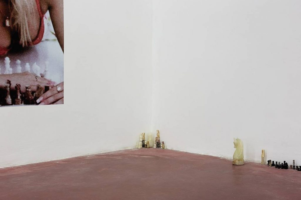 KISH KUSH, 2014, exhibition view