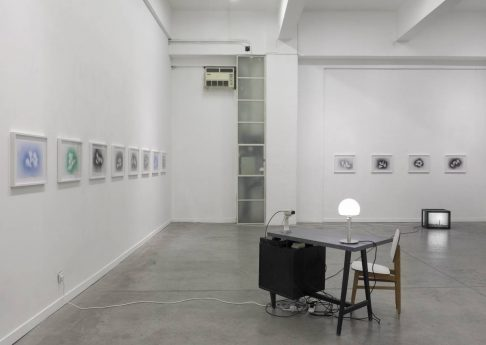Life and Death, 2011, Exhibition view