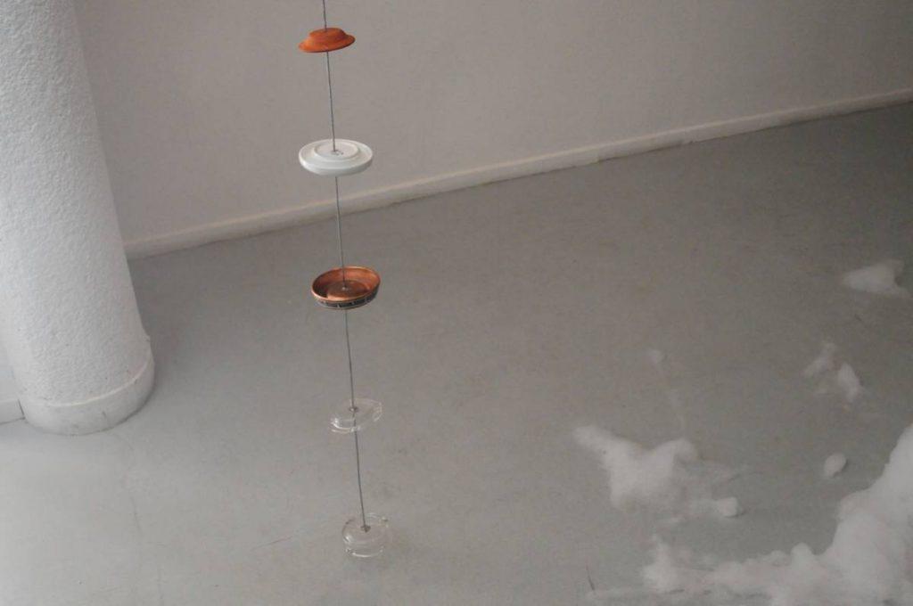 AUSLÖSCHUNG, 2010, Exhibition view