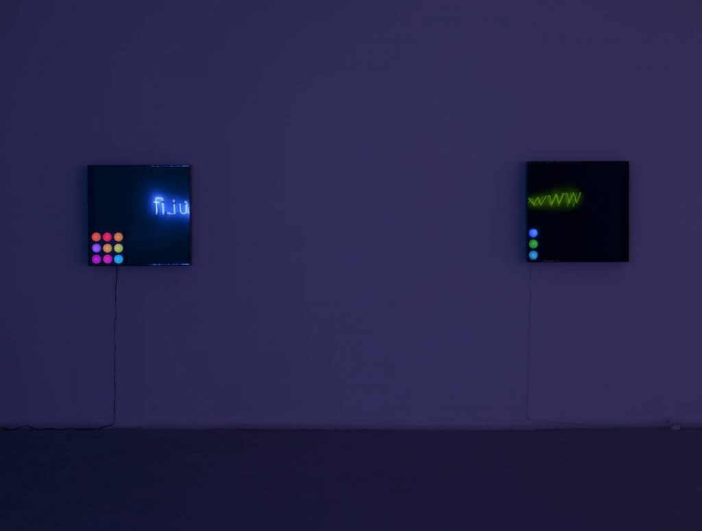 Pre-Birth Communication, 2011, Exhibition view
