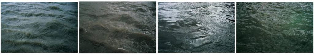 Roni Horn, From Some Thames, 2000, photograph printed on paper, UV Lacquer, 72.4 x 103.5 cm, 4 units, each, edition 4 of 8