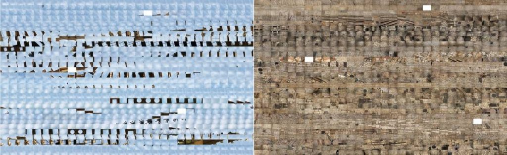 Shilpa Gupta, 2652- 2, 2010, diptych, 95.3 x 156 cm, each panel, diasec, edition of 6