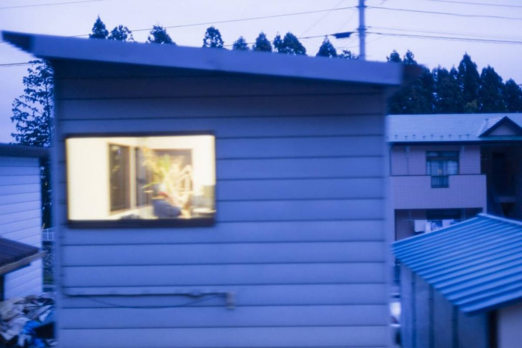 Yossi Breger, Little House, Nikko  Tokyo, 2012, color photograph, 32.9x48.3 cm, edition of 5
