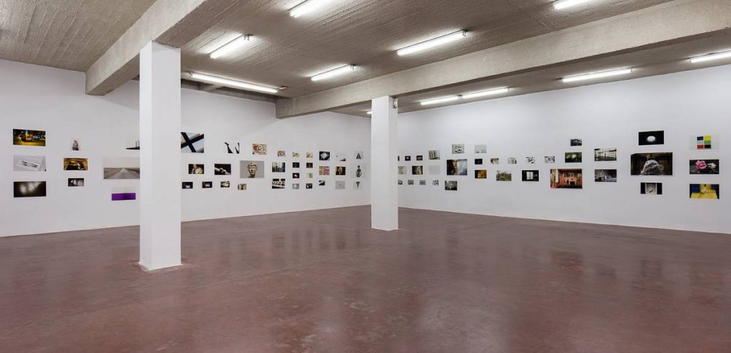 TIME IS NOT MONEY, 2014, exhibition view