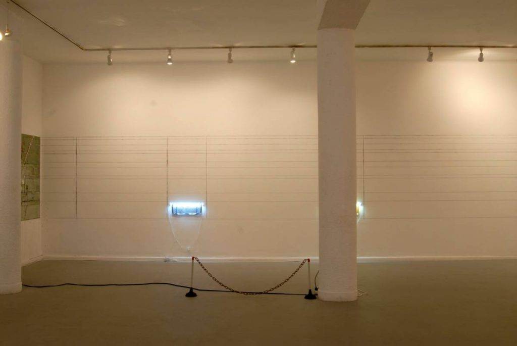Hakafot, 2006, exhibition view