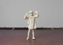 'Mon Enfant', 2014, ivory, height 133 cm, edition 1 of 1 + 1 AP