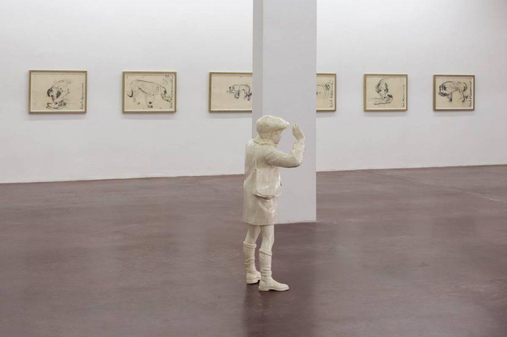 Mon Enfant, 2014, exhibition view