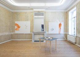 Dans un monde Magnifique et Furieux, 2016, Exhibition view