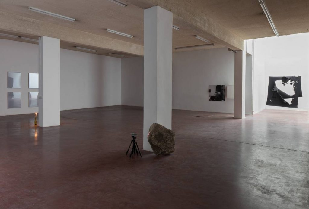 Eye Eye, 2015, exhibition view, Dvir Gallery, Tel Aviv