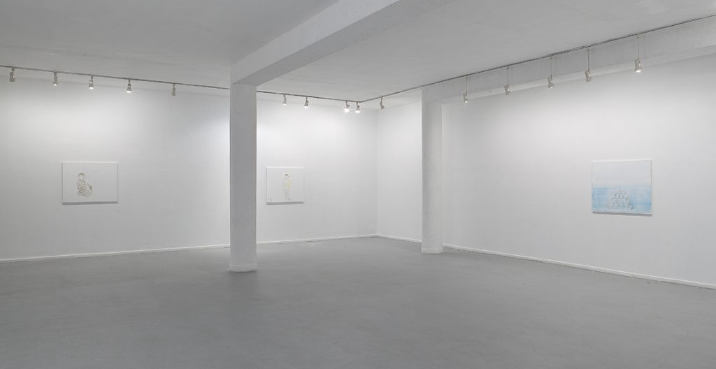 Quantum Theory, 2011, exhibition view