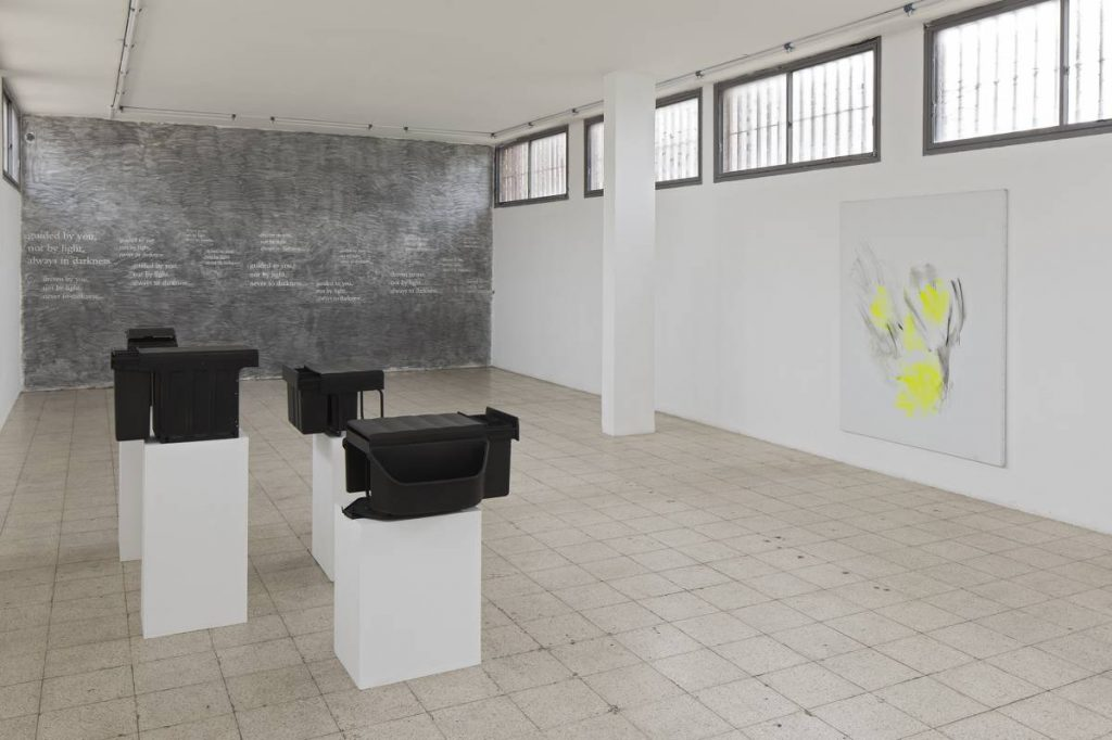 Group show, 2015, Exhibition view