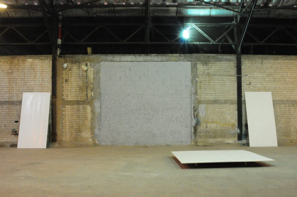 Michael Budny, Solo show, 2009, Exhibition view