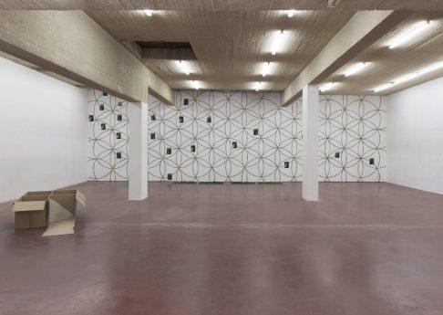 5775 (Part I), 2015, Exhibition view