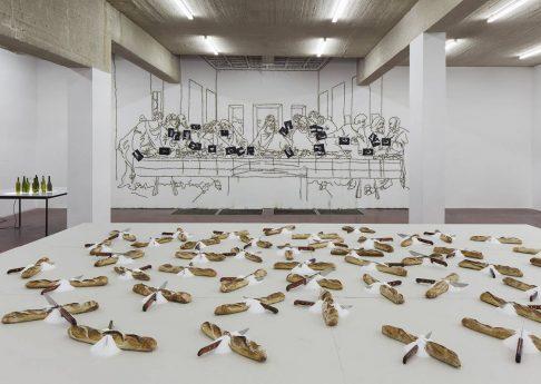 '5775 (Part II)', 2016, exhibition view, Dvir Gallery, Tel Aviv