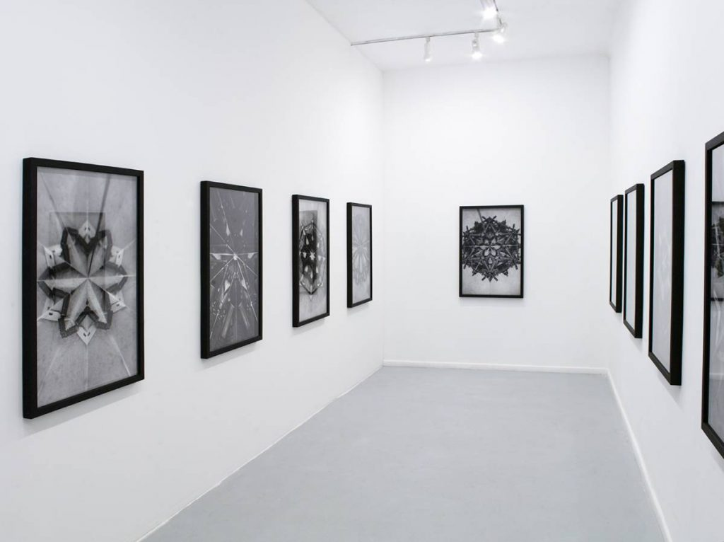 Mircea Cantor, Shooting, 2010, Installation View, Nahum