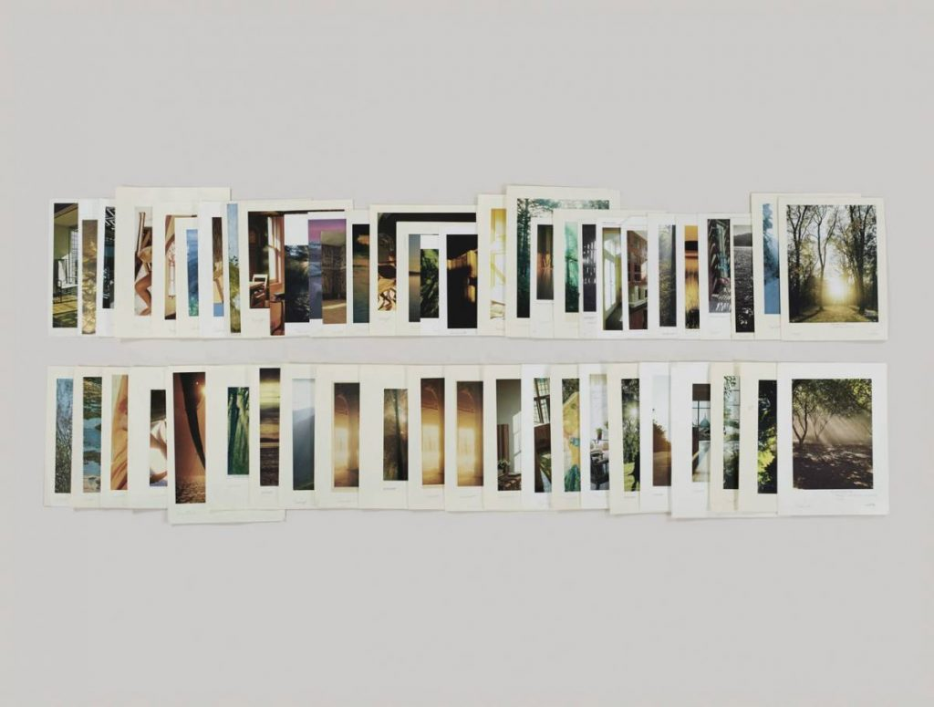 Taryn Simon, Folder Sunlight, 2012, Archival inkjet print, 119.4 x 157.5 cm framed, edition 4 of 5