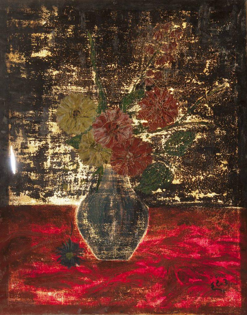 Dor Guez, The Painter, Scanogram 9, 2015, archival inkjet print, 58.17 x 45.5 cm, edition of 6 + 2AP