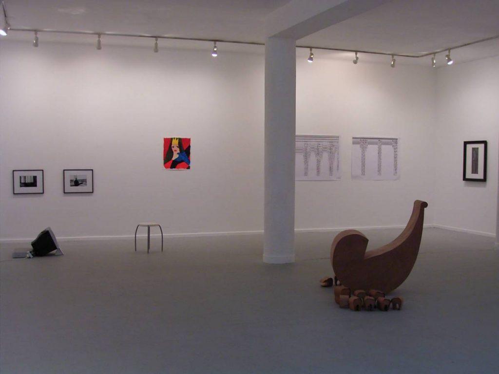 Voyage autour de ma chambre, 2007, Exhibition view