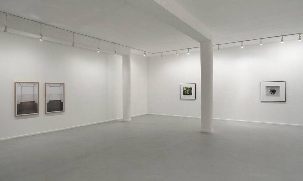 Group show, 2011, exhibition view
