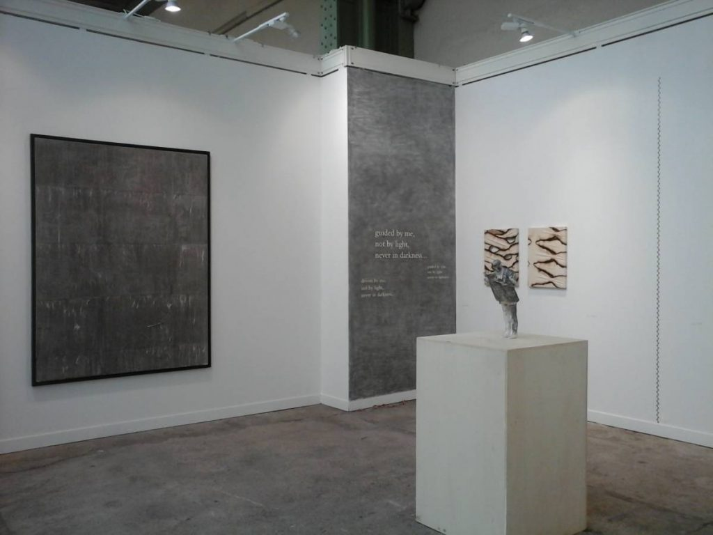 Fiac 2015, Exhibition view