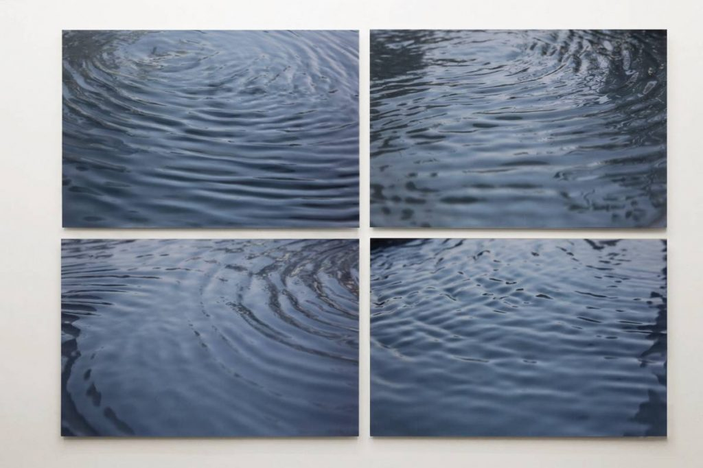 Shilpa Gupta, Untitled (Holy Waters), Diasec mounted photographs, 2012, 106.5 x 71 cm (each)